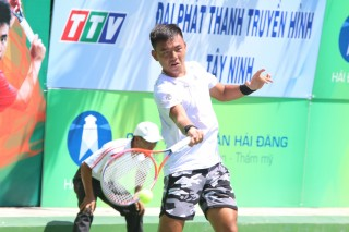 Lý Hoàng Nam sẽ có cơ hội tích điểm tại giải đấu ở Đài Loan