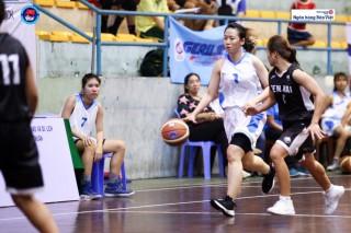 U19 nữ TP. HCM giành HCV Giải vô địch bóng rổ trẻ Quốc gia 2019