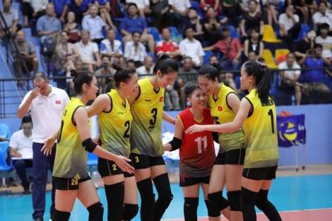 Đánh bại nữ U23 Kazakhstan, U23 nữ Việt Nam vào bán kết