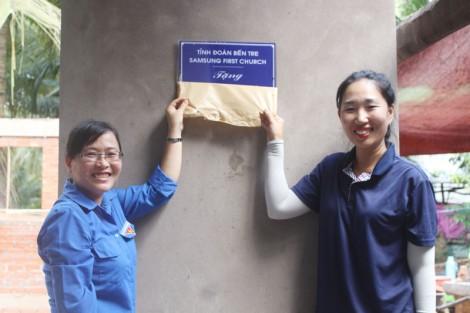 Tổ chức nhiều hoạt động an sinh xã hội tại huyện Mỏ Cày Bắc
