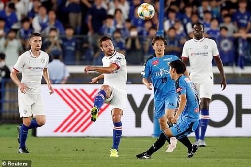 Du đấu hè 2019: Kawasaki Frontale đánh bại Chelsea 1-0