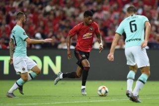 ICC 2019: MU đánh bại Inter Milan với bàn thắng duy nhất