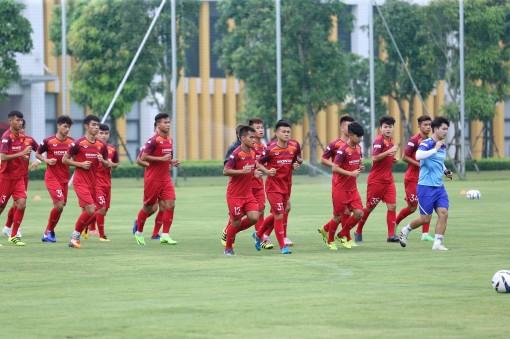 HLV Park Hang-seo chốt 26 cầu thủ U22 cho đợt tập trung thứ hai
