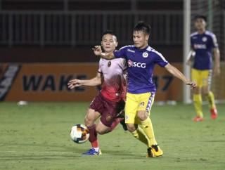 Vòng 17 V-League: Sài Gòn  thất thủ trước Hà Nội 1-4