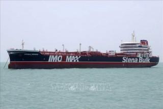 Anh: Iran 'can thiệp bất hợp pháp' khi bắt giữ tàu Stena Impero