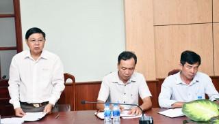 Họp rút kinh nghiệm công tác thông tin, tuyên truyền hoạt động của HĐND tỉnh khóa IX