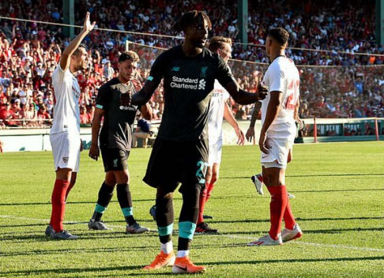 Du đấu hè:  Sevilla đánh bại Liverpool 2-1