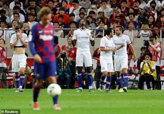 Giao hữu Rakuten Cup 2019:  Chelsea đánh bại Barcelona 2-1