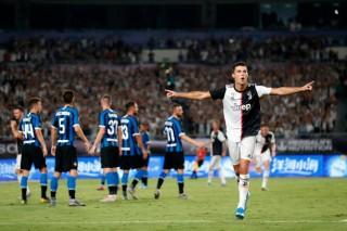 ICC 2019:  Juventus đánh bại Inter trên chấm luân lưu cân não