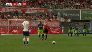 Giao hữu CLB: Liverpool hòa Sporting 2-2