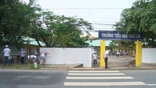 Công ty Sơn PPG Việt Nam hỗ trợ Trường Tiểu học Thới Lai