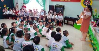 Nỗ lực khắc phục tình trạng thiếu giáo viên mầm non