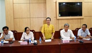 Họp rút kinh nghiệm Kỳ họp thứ 11 HĐND tỉnh, khóa IX