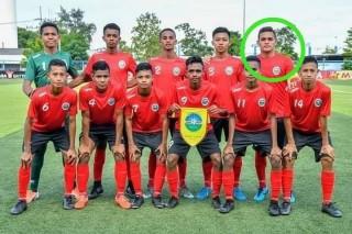 Tiền đạo đội trưởng Paulo Freitas U15 Đông Timor gian lận tuổi ?
