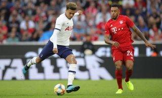 Chung kết Audi Cup 2019:  Tottenham Hotspur lần đầu tiên vô địch