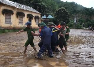 Hoàn lưu bão số 3 khiến 4 người chết và 13 người mất tích