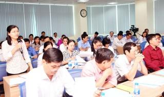 Trung tâm Phục vụ hành chính công tỉnh sơ kết 3 tháng hoạt động
