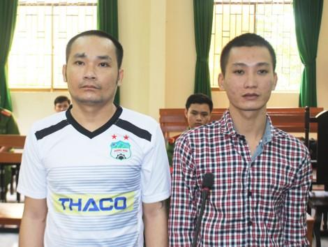 Nghiện ma túy, trộm cắp, 2 bị cáo lãnh án 21 tháng tù