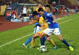 Vòng 20 V-League: Than Quảng Ninh chia điểm Nam Định