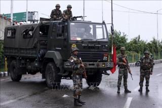 Ấn Độ tái áp đặt một số hạn chế tại Kashmir
