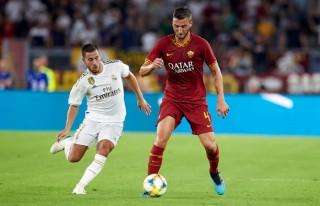 Giao hữu CLB: AS Roma đánh bại Real Madrid trên chấm 11m