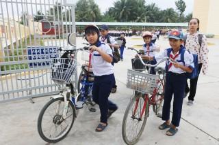 Tăng cường công tác giáo dục an toàn giao thông trong trường học