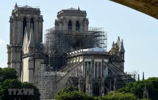 Pháp: Giới chức cảnh báo nguy cơ Nhà thờ Đức Bà Paris bị sập