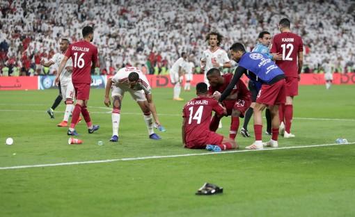 Đội tuyển UAE bị phạt nặng