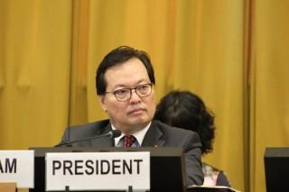 Việt Nam kết thúc nhiệm kỳ Chủ tịch Hội nghị Giải trừ quân bị