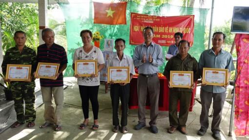 Phú Sơn tổ chức Ngày hội toàn dân bảo vệ an ninh Tổ quốc