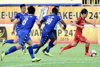Vòng 21 V.League 2019:  HAGL đối mặt xuống hạng