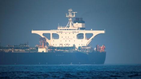 Mỹ phát lệnh bắt tàu chở dầu Grace 1 của Iran
