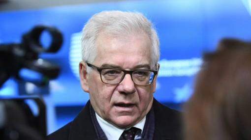 Ba Lan cân nhắc tham gia liên quân tại Eo biển Hormuz