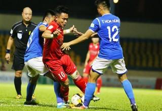 Vòng 21 V-League: TP. Hồ Chí Minh đánh bại Than Quảng Ninh 3-1