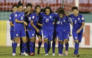 AFF Cup nữ 2019: Philippines và Thái Lan đều thắng đậm
