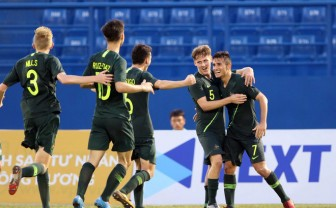 Giải U18 Đông Nam Á: U18 Australia vào chung kết