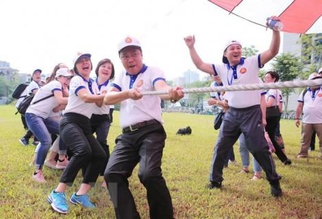 Nhiều hoạt động sôi nổi trong Ngày Gia đình ASEAN 2019 tại Hà Nội