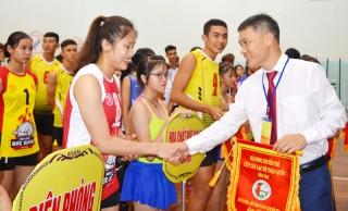 Khai mạc Giải bóng chuyền trẻ Cúp các câu lạc bộ toàn quốc 2019