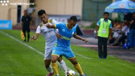Vòng 21 V.League 2019: Đội bóng xứ Nghệ đã trở lại Top 4