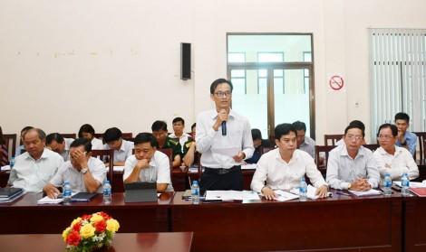 Hội thảo xây dựng tầm nhìn chiến lược tỉnh