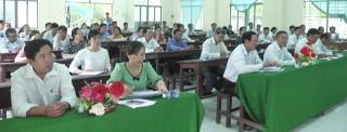 Kiểm tra, giám sát phong trào Toàn dân đoàn kết xây dựng đời sống văn hóa tại xã Tân Thanh