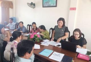 Khảo sát kết quả thực hiện giảm nghèo tại huyện Bình Đại