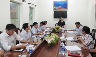 Góp ý ra mắt website Đảng ủy Khối Cơ quan - Doanh nghiệp tỉnh