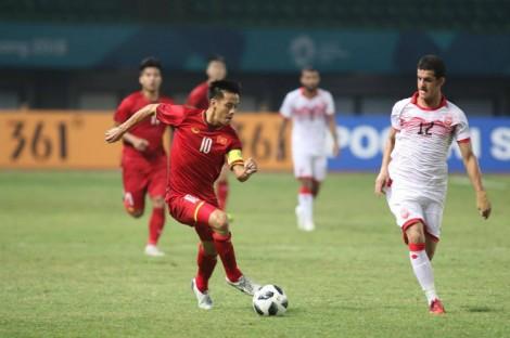 Văn Quyết trở lại đội tuyển Việt Nam