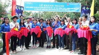 Phú Phụng huy động hiệu quả nguồn lực xây dựng nông thôn mới