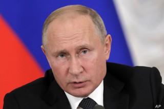 Tổng thống Nga ra lệnh đáp trả vụ thử tên lửa của Mỹ