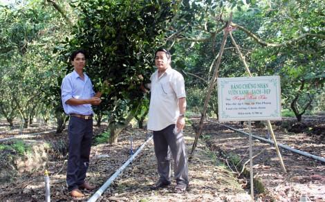 Tập trung phát triển sản phẩm nông nghiệp chủ lực