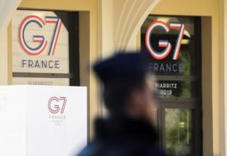 Khai mạc Hội nghị Thượng đỉnh G7: Từ Amazon tới thương chiến Mỹ - Trung
