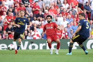 Vòng 3 Ngoại hạng Anh 2019/2020: Liverpool đánh bại Arsenal 3-1