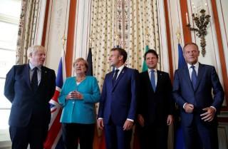 Hội nghị thượng đỉnh G7 đồng quan điểm về vấn đề Iran và Nga